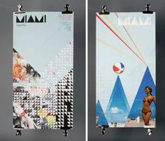 Miami, great graphic design