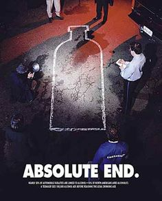 Came across these spoof ads. of ABSOLUTE. These ads. are campaigning about the side effects of alcohol. I think they are so clever!   For more click here.