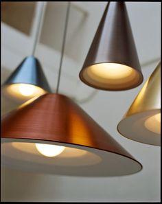 swiss design - Lavin by Jürg Boner (Atelier Pfister) Sweet Home, Apps, Swiss Design, Blog, Ceiling Lights, Interior Design, Lighting, Golden Age, Inspiration