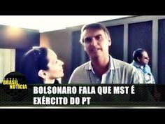 Noticias- Jair Bolsonaro fala sobre a guerra civil que o PT quer provoca...