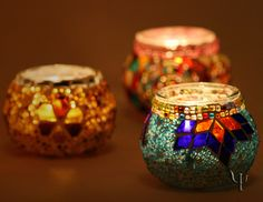 Turkish Mosaic Lamps | Ottoman Chandeliers | Mosaic Hanging Lamps