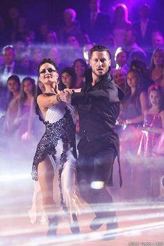 Val Chmerkovskiy & Danica Furman McKellar  -  Dancing With the Stars  -  week 8  -  Season 18  -  Spring 2014