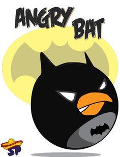 Batman, Angry Birds Superheroes