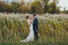 A Romantic Backyard Wedding in Upstate New York | Brides.com