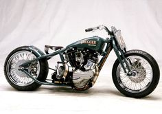 Shovelhead bobber | Bobber Inspiration - Bobbers and Custom Motorcycles | the-ghost-darkness February 2014