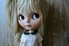 OOAK Custom Blythe Art Doll Blossom Suedolls   eBay