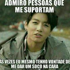 Read Bts from the story Memes de tudo by with reads. Bts Meme Faces, Bts Memes, Funny Memes, Memes Humor, Foto Jungkook, Bts Suga, Jikook, Death Note, Memes Status