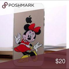 ⚡️SALE⚡️I phone 6 hard case Cute fun light hard case Accessories Phone Cases