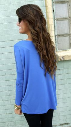 Blue Piko. want one but they're always sold out in my size!