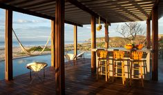 Hotel Escondido, Puerto Escondido,Mexico - pool and beach view - Design Hotels™