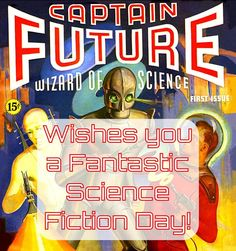In honor of National Science Fiction Day