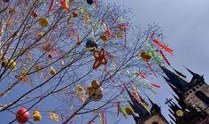 Czech Republic - Ostern in Prag City Break, Czech Republic, Tours, Spring, Unique, Painting, Folklore, Easter Eggs, Celebrations