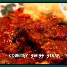 Country Swiss Steak!