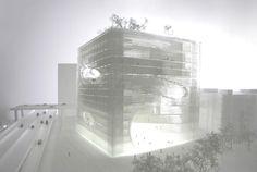 BIG architects: TEK building