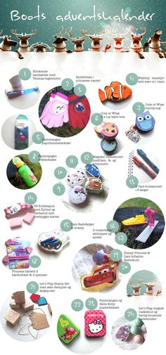 24 tips for your kid's christmas calendar #christmascalendar #christmas #calendar