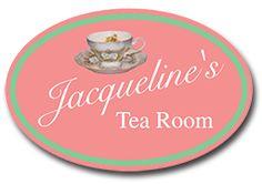 Jacqueline's Tea Room in Freeport, Maine.