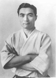 Hiroshi Tada Sensei, from the blog post: Aikido Shihan Hiroshi Tada: The Budo Body, Part 1 - Tatsuro Uchida interviews Hiroshi Tada Sensei