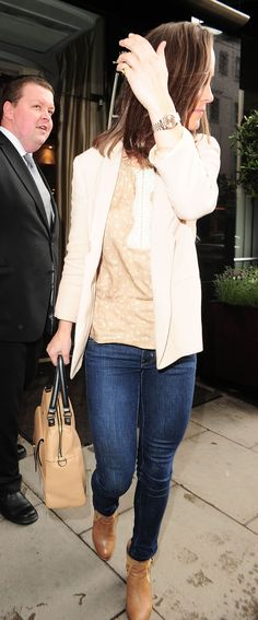 pippa middleton london 3 the square pippa middleton in jeans leaving ...