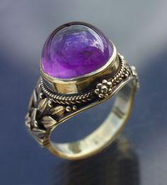 Impressive Arts & Crafts Ring - Tadema Gallery