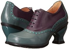 Are these not beautiful?! John Fluevog Women's May Oxford: Shoes