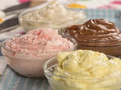 Homemade Frosting Recipes: 14 Frosting Recipes for Cakes, Cupcakes, and More   mrfood.com