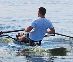 Oar Board™ Rower