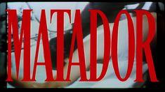 P. Almodóvar - Matador (1986)
