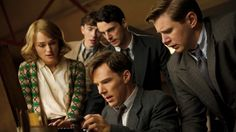 The Imitation Game | 2014 BFI London Film Festival. Alan Turin played by B. Cumberbatch. YES.