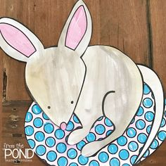 The Easter Bilby {craft and research}