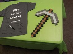 How to Throw the Ultimate Minecraft Party | Game Plan Entertainment