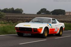 Ferrari 365 GTB/4 Daytona Group 4 NART Spyder (Chassis 15965 - 2014 Tour Auto) High Resolution Image