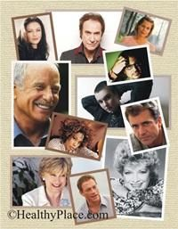 Celebrities and famous people with bipolar disorder have the opportunity to use their fame to dispel the myths of mental illness. Who are these brave bipolar people?  www.healthyplace.com/bipolar-disorder/bipolar-information/celebrities-and-famous-people-with-bipolar-disorder/