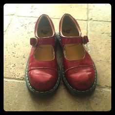 Dr. Martens Shoes - Dr. Marten Mary Janes
