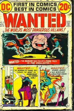 Wanted the World's Most Dangerous Villains #3