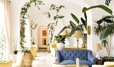 In fashion as much as in décor, Italians have undeniable style. We scoured the best hotels in Italy to gather a few decorating ideas to steal.