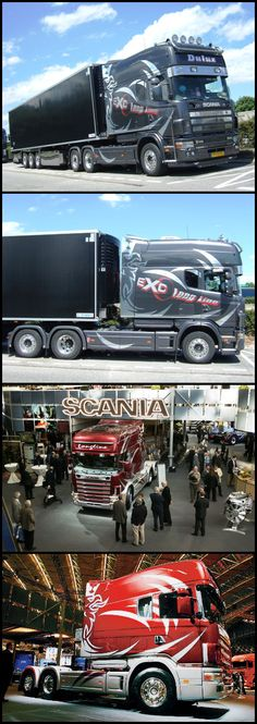Scania Longline… the greatest truck that never made it BIG. The Boss and Biglorryblog have a chunter over Scania's finest. #eXc