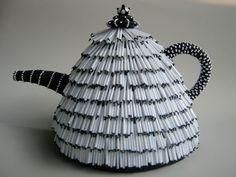 Teapot by Merrill Morrison