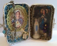 Hey, I found this really awesome Etsy listing at https://www.etsy.com/listing/226613924/sold-blessed-mother-virgin-mary