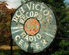 RCA victor records...