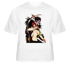 Shinigami Ryuk and yagami light Death Note T Shirt