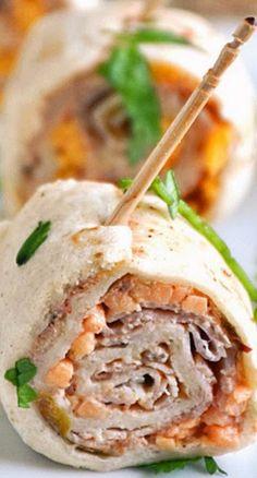 Turkey Taco Bites