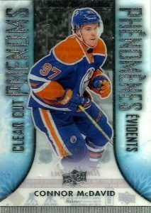 Tim Hortons hockey cards are back, and Canadians are pumped. Hockey Cards, Baseball Cards, Connor Mcdavid, Hockey Baby, Tim Hortons, Young Guns, Edmonton Oilers, Sports Figures, Upper Deck