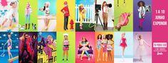 Rímel, batom e avental: Evento Barbie - Porto