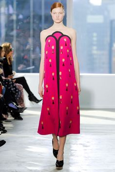 Delpozo Fall 2014 Ready-to-Wear Collection Photos - Vogue