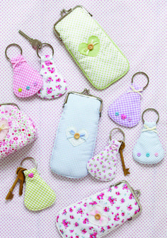 fabric glasses case New Spring Summer Products from Retreat Home