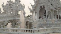 Wat Rong Khun - The White Temple in Chiang Rai