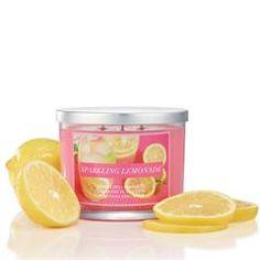 Sparkling Lemonade Candle www.youravon.com/ejessica