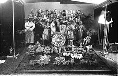 sgt peppers photo session beatles outtakes