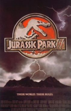 Early Jurassic Park 3 poster art. #JurassicPark3 #JurassicPark Jurassic Park 3, Jurassic World, Joe Johnston, Poster, Art, Art Background, Kunst, Performing Arts, Billboard