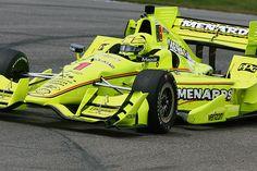 【インディカー】 第13戦ミッドオハイオ フリー走行1:パジェノーが最速  [F1 / Formula 1]